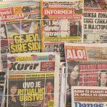 Uticaj vlasti na finansiranje lokalnih medija: prvi put novac ide tabloidima
