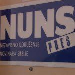 NUNS i NDNV osuđuju odnos vlasti prema slučaju Vulin