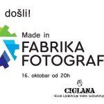"Izložba ""Made in Fabrika fotografa 4"" u Ciglani"