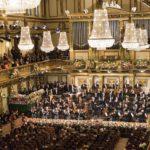 Rikardo Muti diriguje na Novogodišnjem koncertu