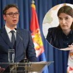 BIRODI: Vučić najzastupljeniji u medijima sa 19 sati za 90 dana, Brnabić druga s četiri sata