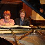 "Koncert klavir dua Koročkin-Šonhage: ""Mocart preko Rajne do njujorške džungle"""