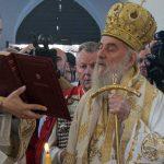 Patrijarh Irinej u Mlaki: Ovo je Sveta zemlja natopljena krvlju Svetih mučenika jasenovačkih