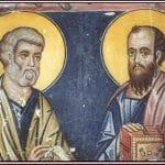 PETROVDAN: Praznik Svetih apostola Petra i Pavla