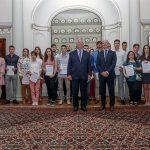 Princ Aleksandar svečano uručio stipendije budućim IT stručnjacima
