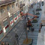 Novogodišnja rasveta u Beogradu, kada joj vremen nije