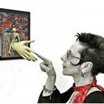 """SANJA SREMAC: Izložba """"KONEKCIJA""""  u Galeriji Kulturnog centra Šabac"""