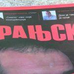 Nastavljaju se pritisci na redakciju Vranjskih
