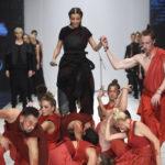 NEVENA IVANOVIĆ: Sa London Fashion Week-a na Belgrade Fashion Week