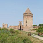 Bačka trvđava – od ruine do turističke atrakcije