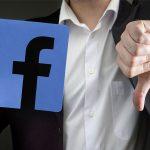 Pada interesovanje korisnika za Fejsbuk stranice