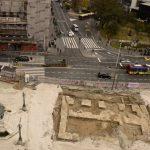Na Trgu republike, ipak, nisu pronađeni ostaci Stambol kapije