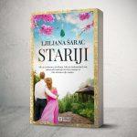 "Objavljen roman ""Stariji"" Ljiljane Šarac u izdanju Evro Book-a"