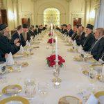 Prestolonaslednik Aleksandar priredio večeru za učesnike Svetog arhijerskog sabora