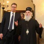 Danas: Vučić pretio vladikama poverljivim papirima