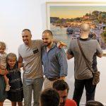 "Izložba ""Portret Beograda"" u izložbenom prostoru BW Experience"