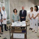 Fondacija princeze Katarine isporučila medicinsku orpemu u tri beogradske bolnice