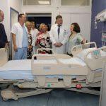 Princeza Katarina isporučila medicinsku opremu bolnicama u Vojvodini