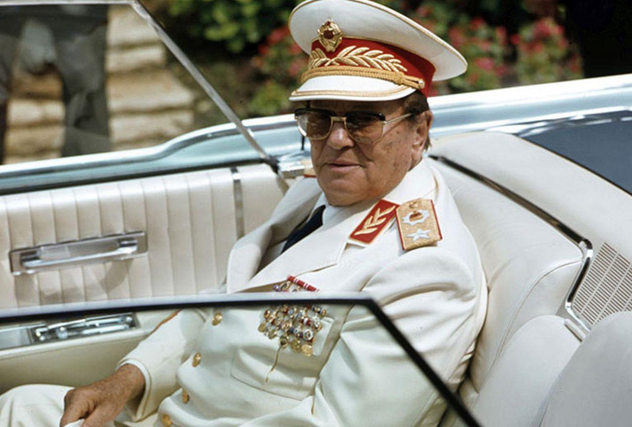 Маршал Иосип Броз Тито. Югославия.