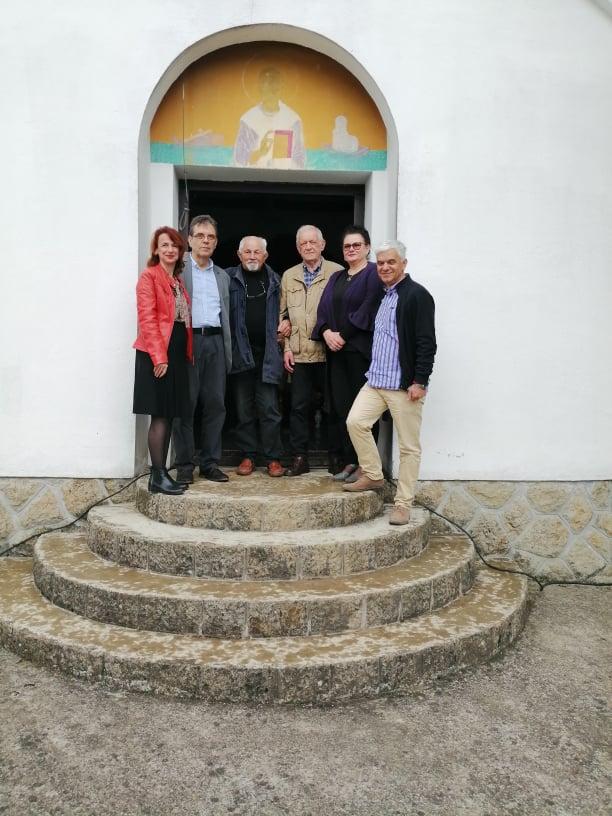 Slava crkve u Ivanovcima