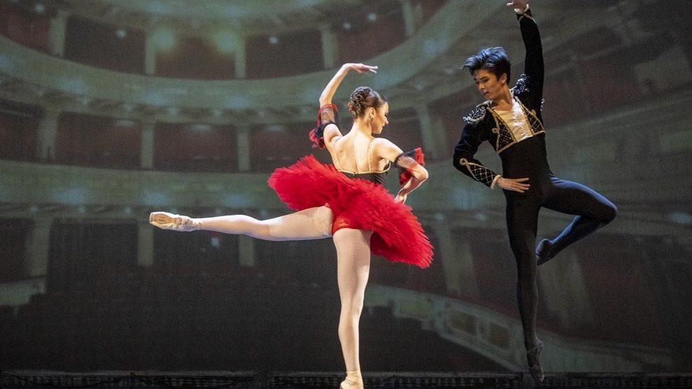 Novogodišnji gala koncert baleta Narodnog pozorišta