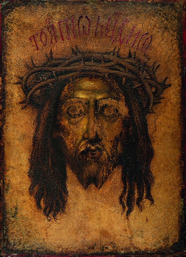 Nerukotvoreni obraz Hrostov, pre 1520.