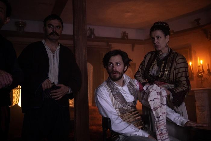 Nela Mihailovic kao Kata i Marko Grabes kao Efendi Mita.jpg