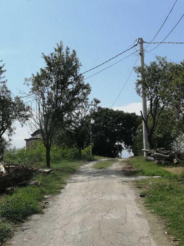 put prema crkvi Sv. Nikole u Ljubotenu, foto Jasmina S. Ciric