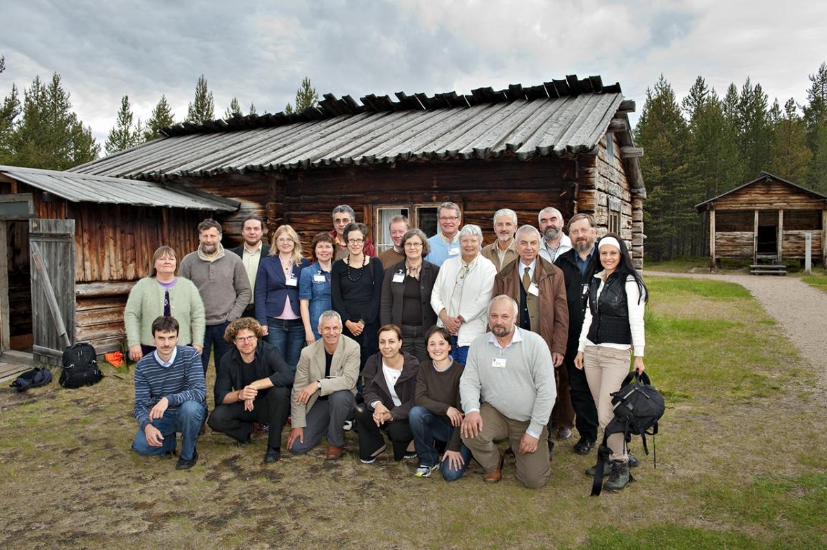 01. Ucesnici trece Delos radionice u Inariju, Finska