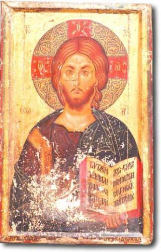 1 Рестаурација иконе на дрвету (XV век)